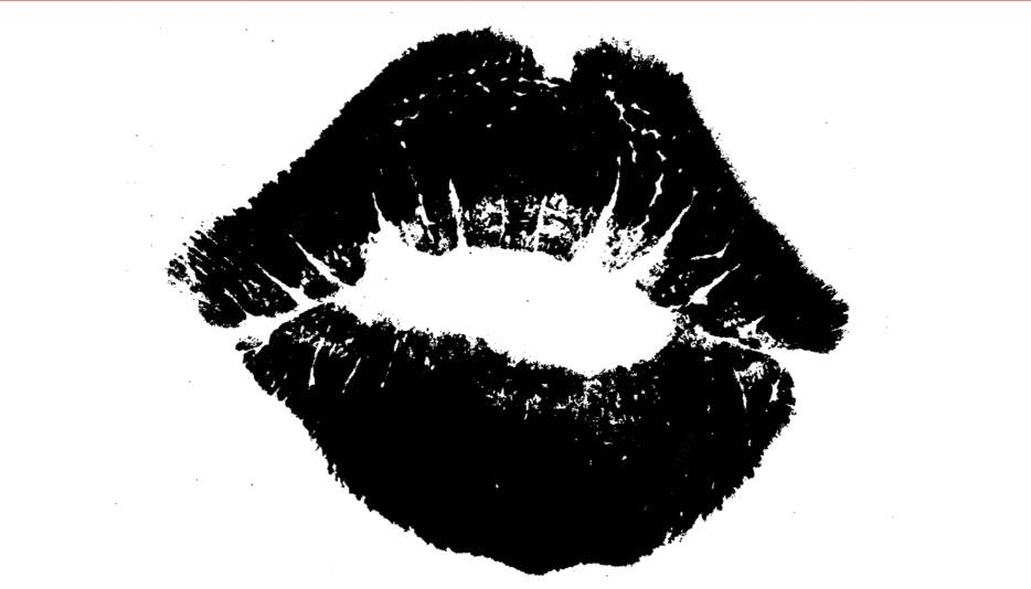 Transparent Kissing Mark Png Icon