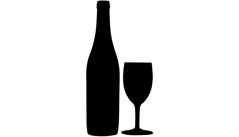 Transparent Wine Bottle Glass Png Clipart Free Download