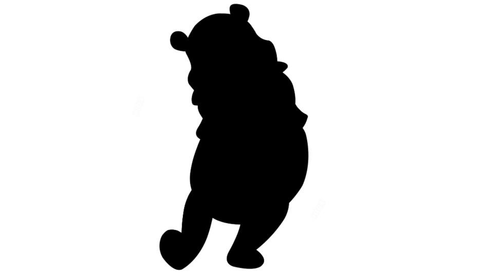Transparent Winnie The Pooh Png Logo