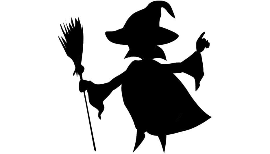 Witch Broom Halloween Png Hd Transparent Image
